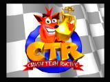 [CTR TITLE SCREEN]