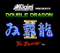 [Double Dragon II Logo]