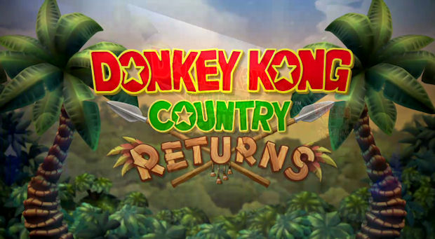 [DKC Returns Logo]