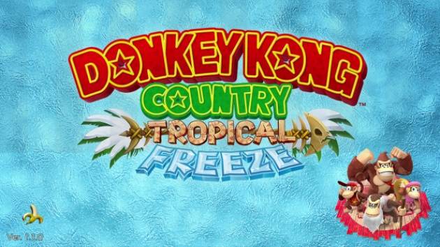 [DKC Tropical Freeze Logo]