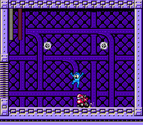 [POSSIBLY THE COOLEST BOSS IN MEGA MAN 10: NITRO MAN! NO OFFENSE TO CHILL MAN BTW...]