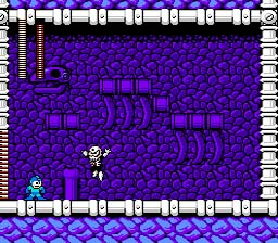 [SKULL MAN LOOKS REALLY COOL AND IS NOT SUPER EASY TO BEAT...BUT HIS WEAPON ABSOLUTELY SUCKS!!]