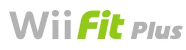 [The Wii Fit Plus Logo!]