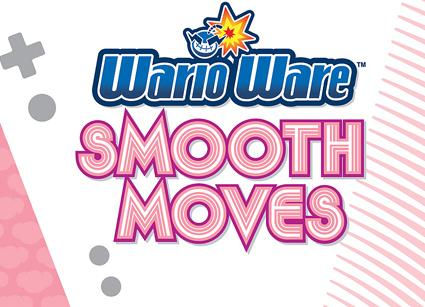 [Warioware: Smooth Moves Logo!]
